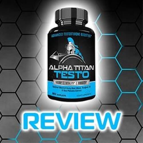 Alpha Titan Testo