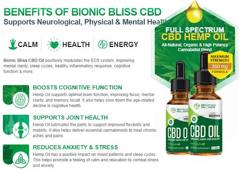 Bionic Bliss CBD