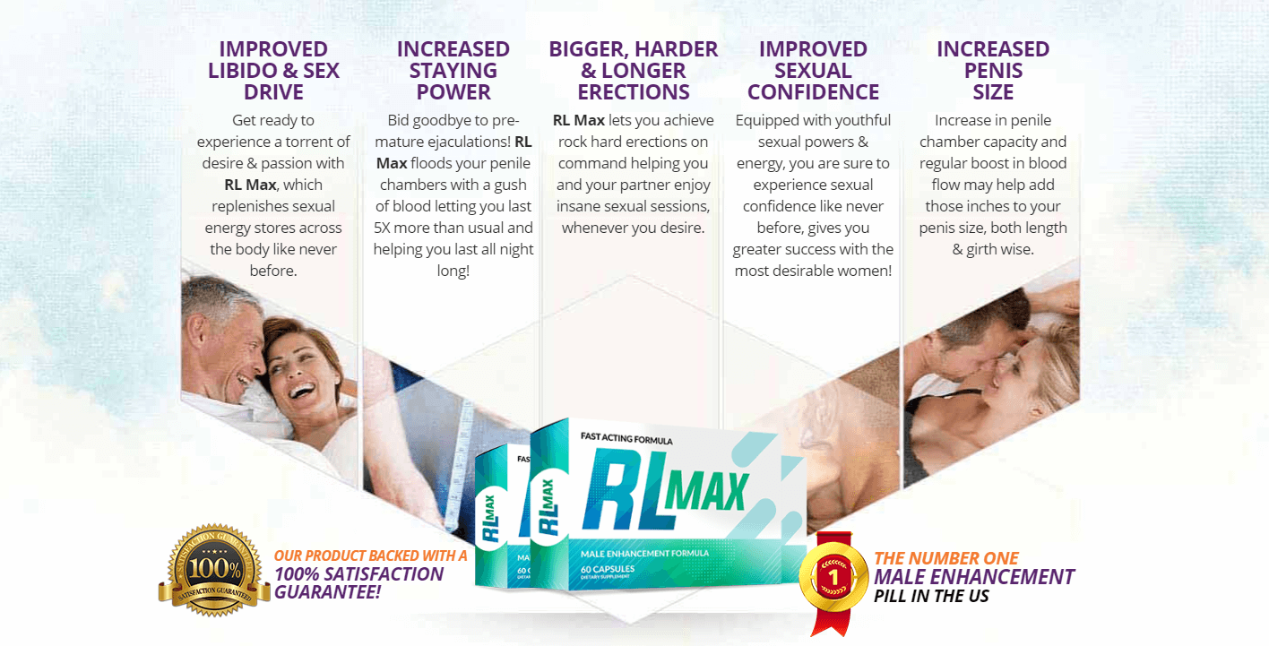 RL MAX Male Enhancement