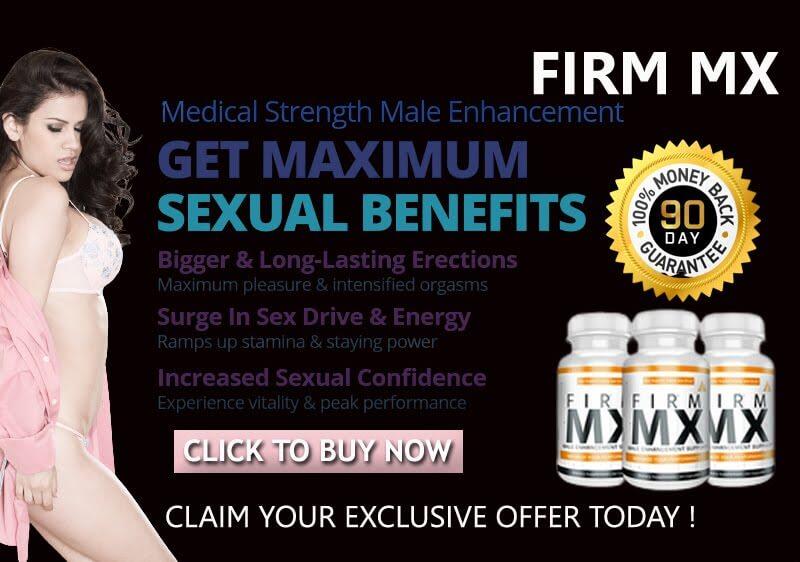 Firm MX Male Enhancement