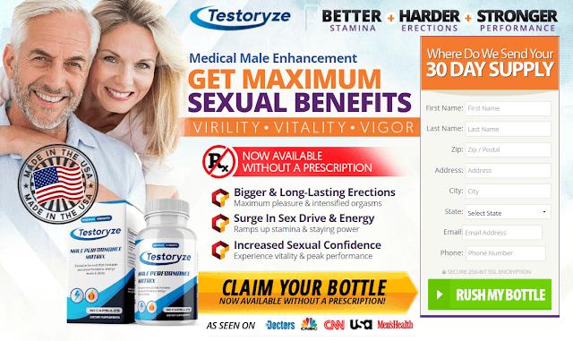 testoryze