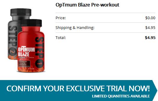 Optmum Blaze