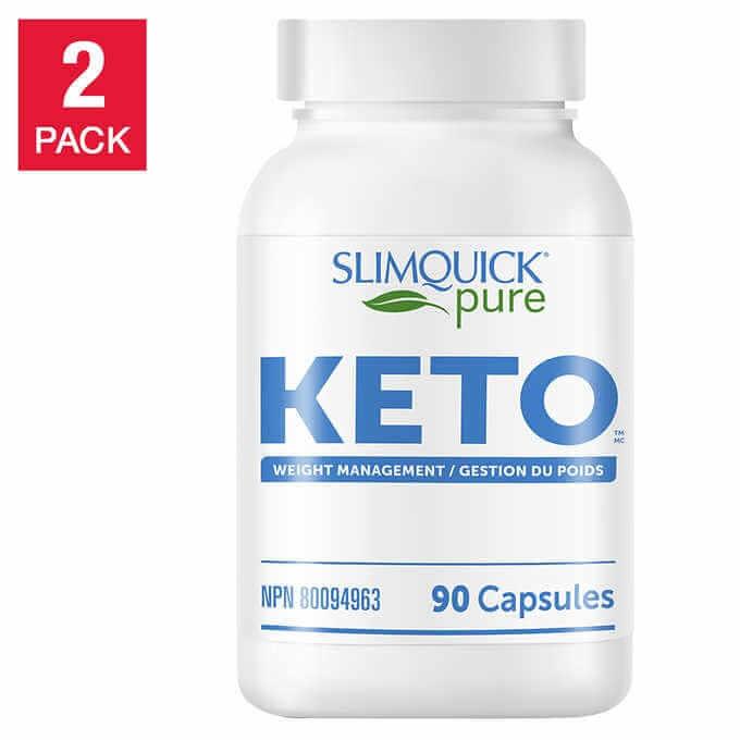 SlimQuick Pure Keto
