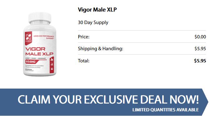 Vigor Male XLP