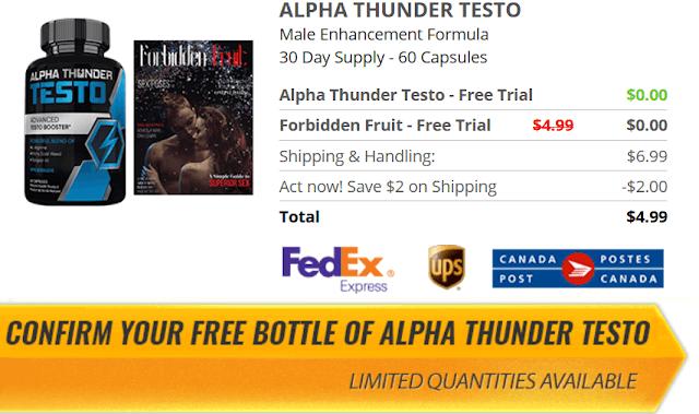 Alpha Thunder