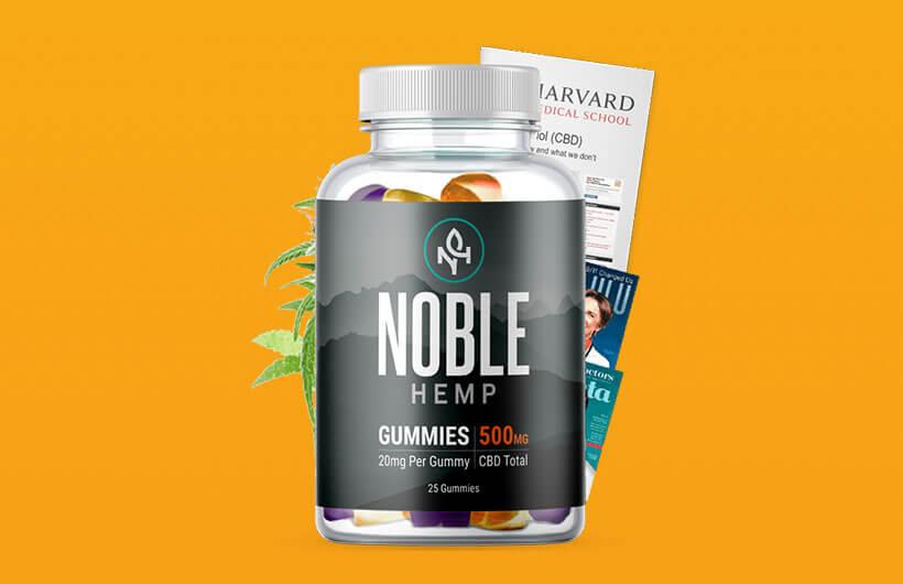 Noble Hemp CBD Gummies